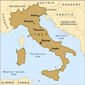 Italy Travel Health Insurance - Country Review