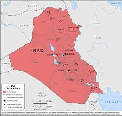 Iraq Travel Health Insurance - Country Review