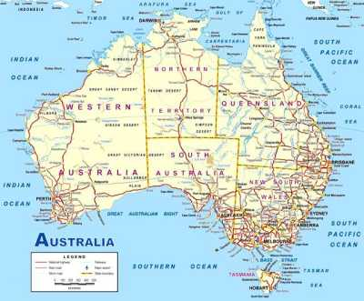 Australia Travel Health Insurance – Country Review
