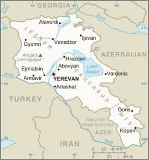 Armenia Country Information