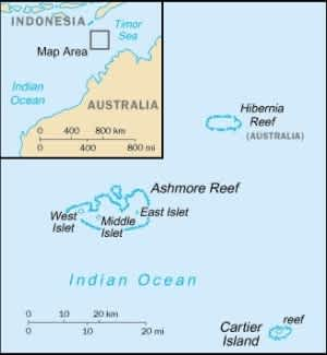 Ashmore and Cartier Islands Country Information