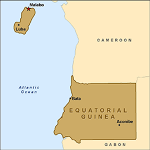 Equatorial Guinea Traveler Information - Travel Advice