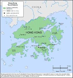 Hong Kong Travel Health Insurance - Country Review