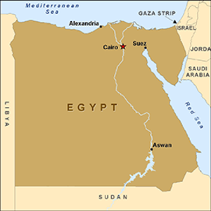 Egypt Traveler Information - Travel Advice