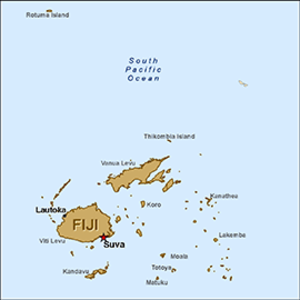 Fiji Traveler Information - Travel Advice
