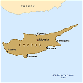 Cyprus Travel Health Insurance - Country Review