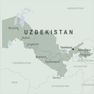 Uzbekistan Traveler Information - Travel Advice