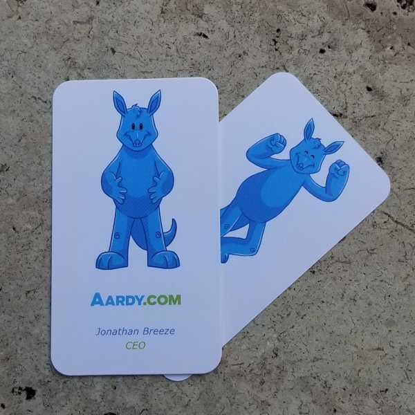 AARDY Biz Card