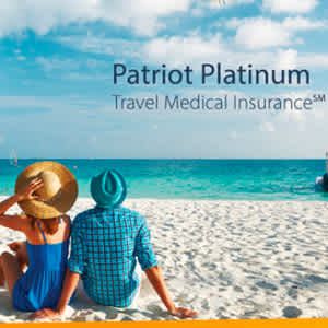 IMG Patriot Platinum Travel Medical Insurance - Review