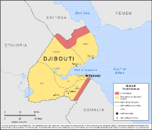 Djibouti Travel Health Insurance - Country Review