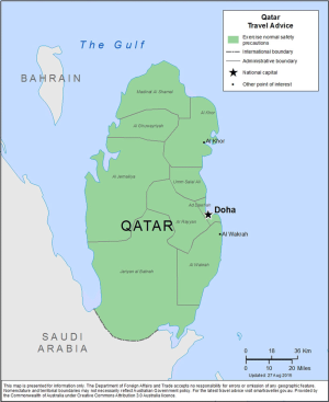 Qatar Traveler Information - Travel Advice