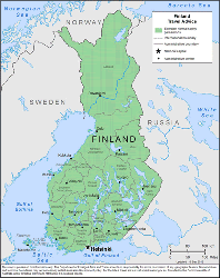 Finland Travel Health Insurance - Country Review