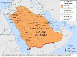 Saudi Arabia Travel Health Insurance - Country Review