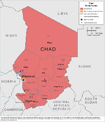Chad Travel Health Insurance - Country Review