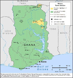 Ghana Travel Health Insurance - Country Review