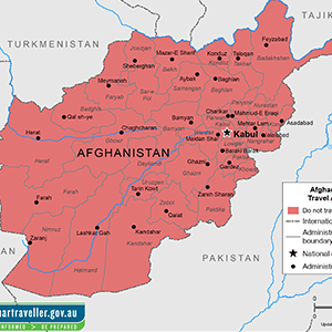 Afghanistan Traveler Information - Travel Advice