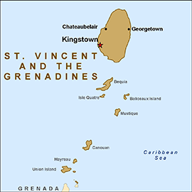 Saint Vincent and the Grenadines Travel Insurance