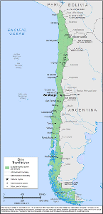Chile Travel Health Insurance - Country Review