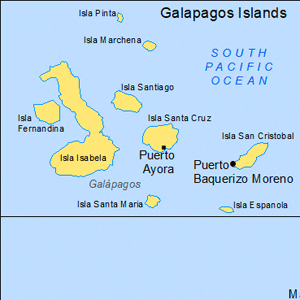 Galapagos Islands Travel Health Insurance - Country Review