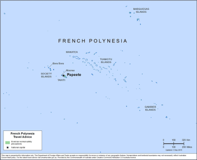 French Polynesia Travel Health Insurance – Country Review