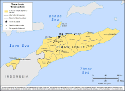 Timor-Leste Travel Health Insurance - Country Review