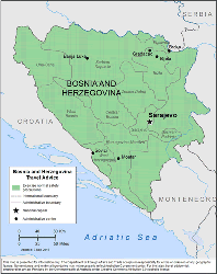 Bosnia and Herzegovina - Traveler Advice