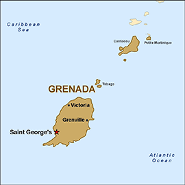 Grenada Travel Health Insurance - Country Review