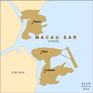 Macau Traveler Information - Travel Advice