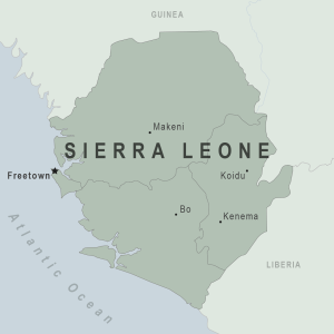 Sierra Leone Traveler Information - Travel Advice