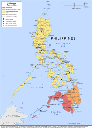 Philippines Traveler Information - Travel Advice