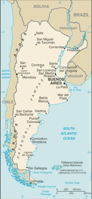 Argentina Country Information
