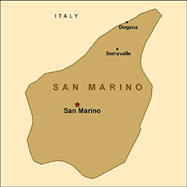 San Marino Travel Health Insurance - Country Review