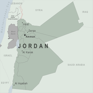 Jordan Traveler Information - Travel Advice