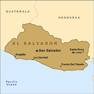 El Salvador Traveler Information - Travel Advice