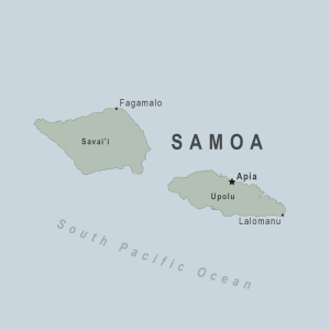 Samoa Traveler Information - Travel Advice