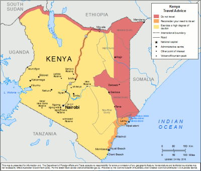 Kenya Travel Health Insurance - Country Review