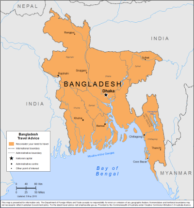 Bangladesh Travel Health Insurance - Country Review