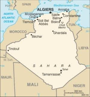 Algeria Country Information