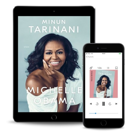Michelle Obama: Minun tarinani