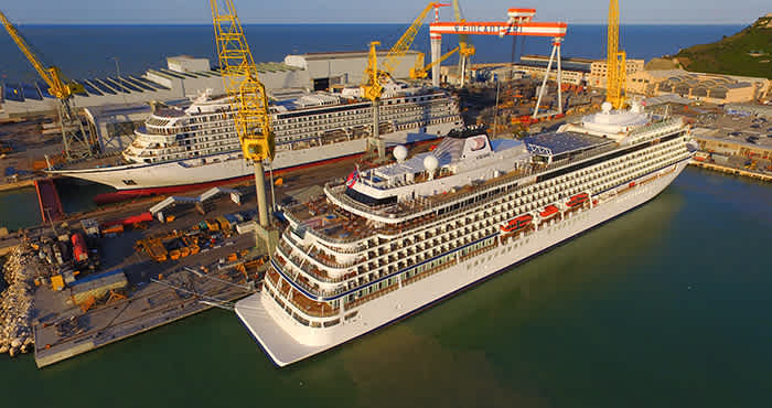New Contracts – Fincantieri and Viking Ocean Cruises chooses Scanship again!