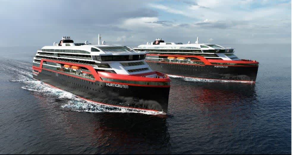 Scanship enters into Contracts for two new Scanship Total Clean Ship Systems on Hurtigruten's luxury polar expedition cruise vessels
