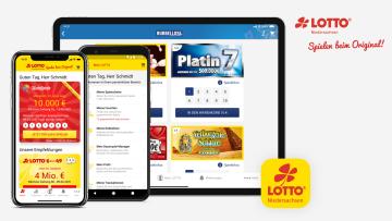 iPhone-Screens zeigen App-Features
