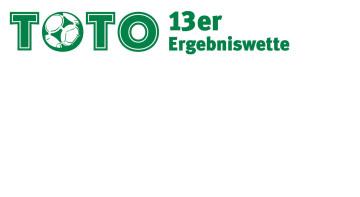 Das Logo der TOTO 13er Ergebniswette