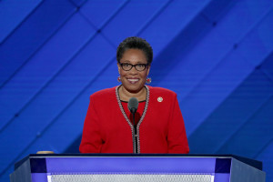 Secretary of Housing and Urban Development nominee Rep. Marcia Fudge