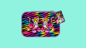 Lisa Frank pencil case