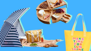 everything you need to pack for your next outdoor party