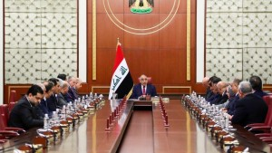 Iraqi PM stepping down