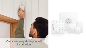 ring alarm home security system