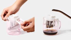 individual coffee bags
