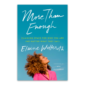"""""""More Than Enough"""" by Elaine Welteroth"""
